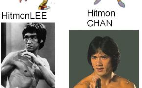 New Pokemons Jacky Chan and Bruce Lee
